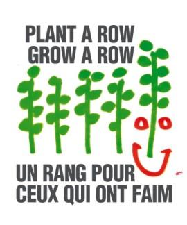 Plant a Row – Grow a Row