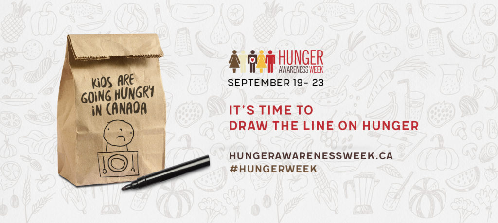 Hunger Awareness Week: Sept 19-23