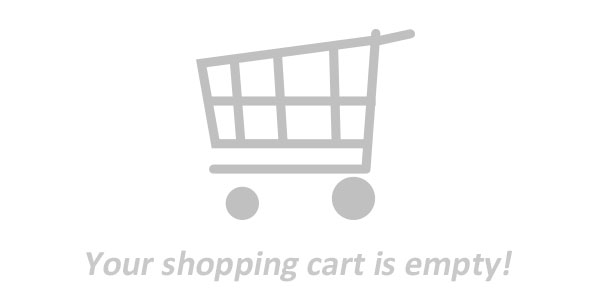 Shopping Cart Empty