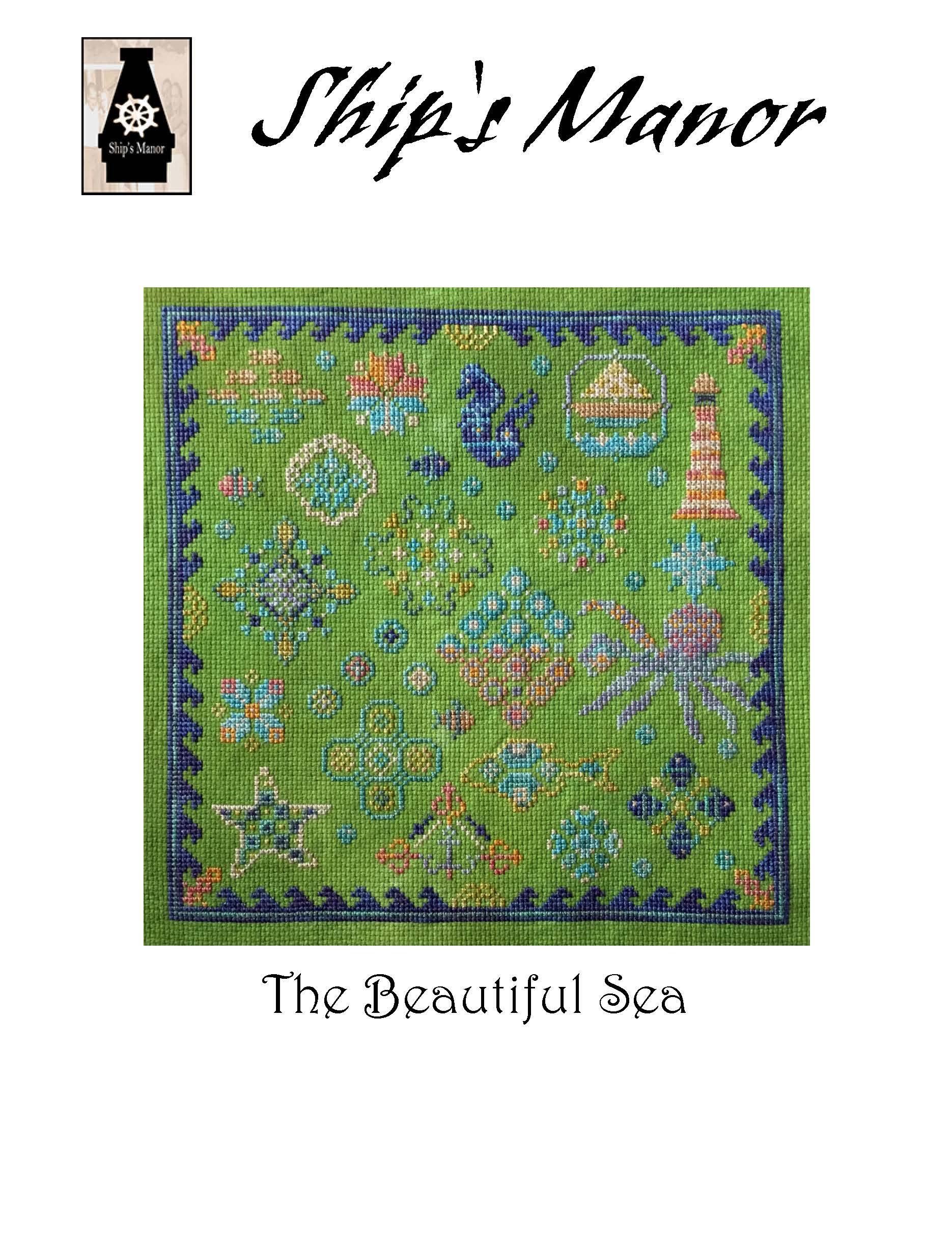 The Beautiful Sea - PDF
