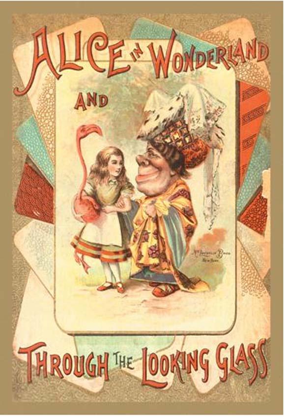 Alice in Wonderland Thread Pack