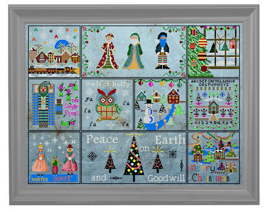Christmas at the Manor PDF