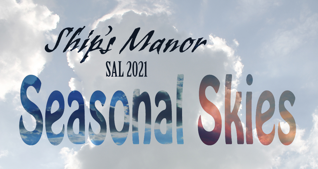 Seasonal Skies SAL PDF