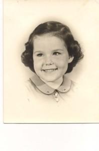 Laura at 5 years