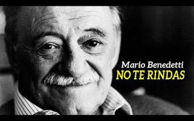 Mario Benedetti: A cien años de su nacimiento.