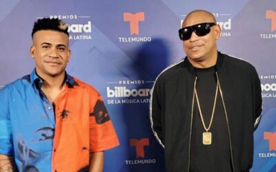Gente de Zona formó la gozadera en los Premios Billboard 2020.