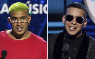 Bad Bunny y Daddy Yankee: la sensación de los Premios Billboard 2020.