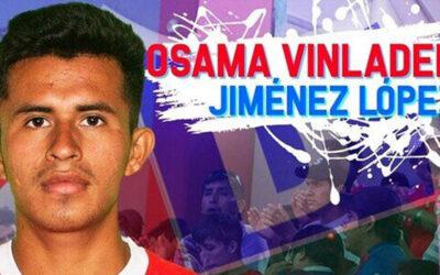 Futbolista peruano se hace famoso solo por su nombre: Osama Vinladen