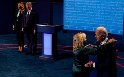 Joe Biden desea pronta recuperación para Donald Trump y la primera dama.