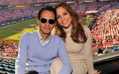 Jennifer López revela por qué se casó con Marc Anthony.
