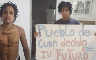 Movimiento San Isidro se declara en Huelga de Hambre y Sed por la liberación de Denis Solís