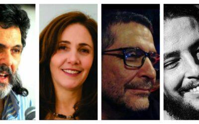 Que pena dan Abel Prieto, Mariela Castro, Iroel Sánchez y su hijo «El Pichoncito».