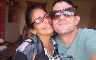 Youtuber cubano: «Fui uno de los jóvenes que entró al Ministerio de Cultura el 27N y ahora amenazan a mi madre».