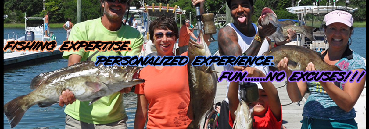 Topsail Fishing Charters - NX Topsail Fishing Guide