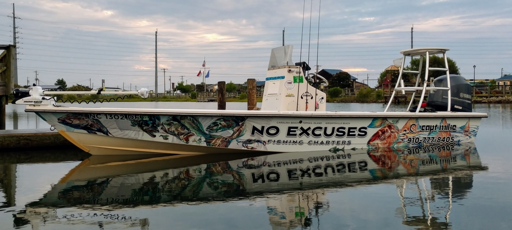 surf city fishing charters #1 Top Rated All-Inclusive