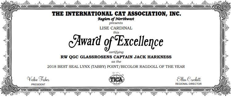 Jack award