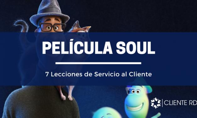 7 Lecciones de servicio al cliente de la película Soul