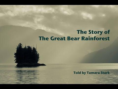 Tamara Stark's video of the Great Bear Rainforest Agreement