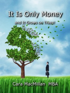 Book Cover It is Only Money