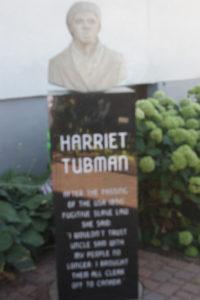 Harriet Tubman's Meditation Garden