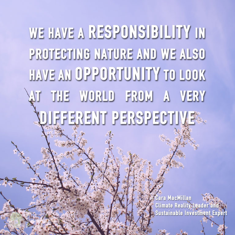 Cara's interview with Marjorie Alexander of A Sustainable Mind