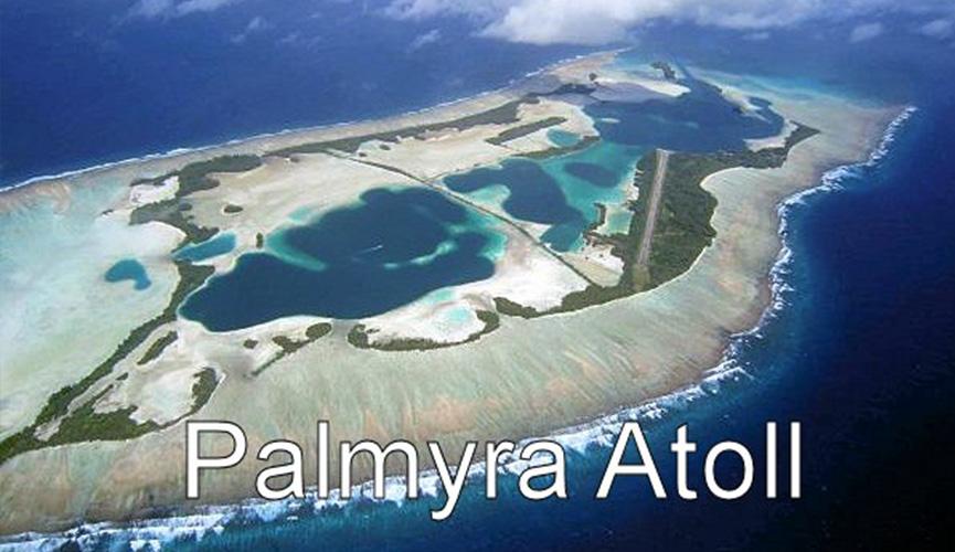 Palmyra Atoll - Curtin Maritime