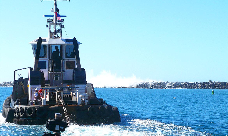 marine construction support