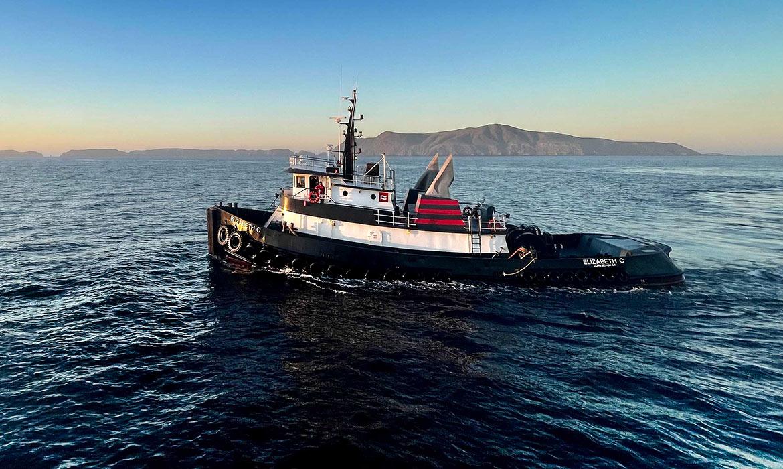 Curtin Maritime Tugboat Elizabeth C