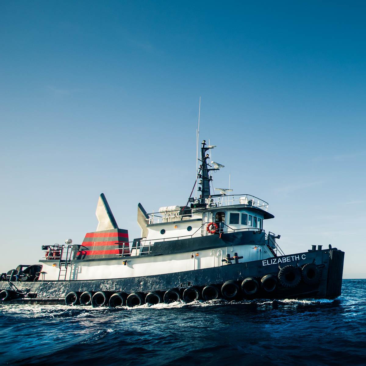 Elizabeth C - Tugboat Curtin Maritime