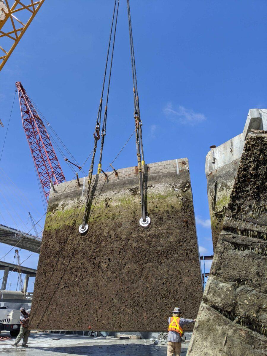NRG Intake Forebay Structure Demolition Project