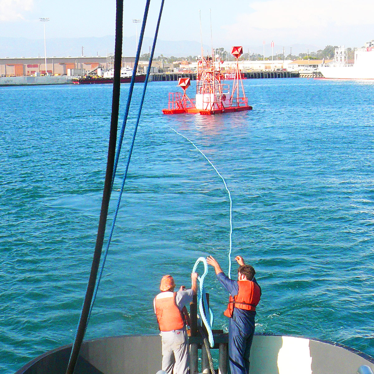 Ocean Towing Port Hueneme