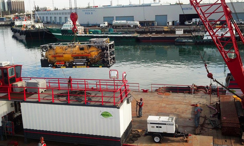Submarine Rescue