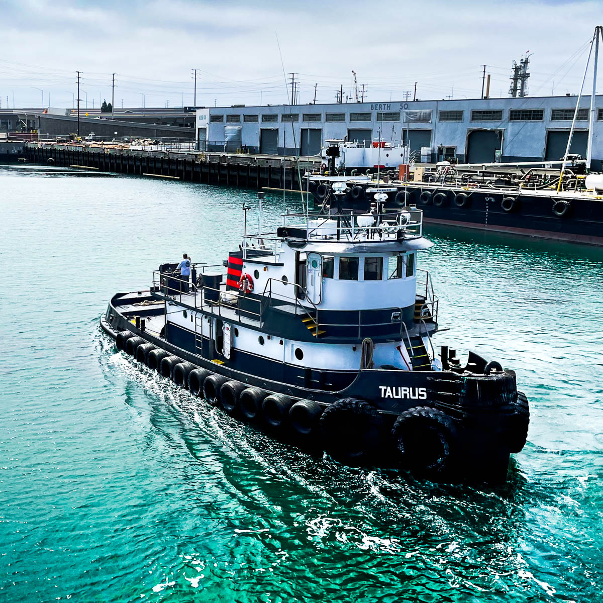 Taurus Tugboat