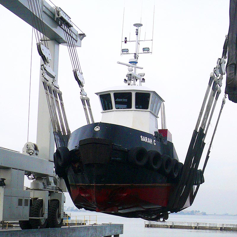 Tugboat Design Vessel Conversion Fabrication