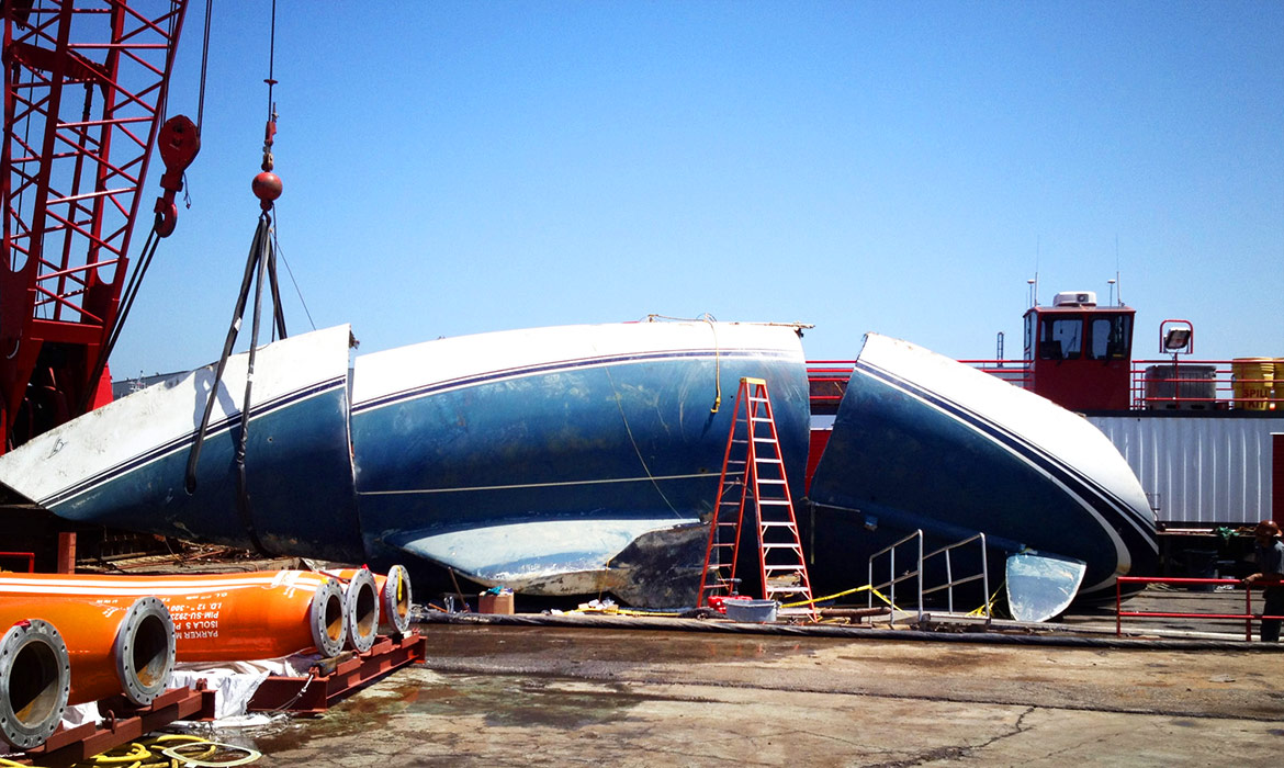 US Boat Owners Association Vessel Salvage Wreck Removal