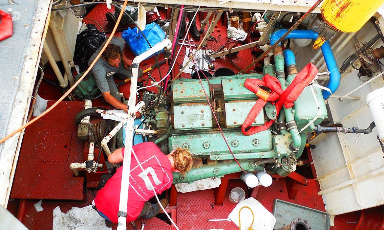 Vessel Design-Build Fabrication Port of Long Beach Harbor Patrol Curtin Maritime LCM8