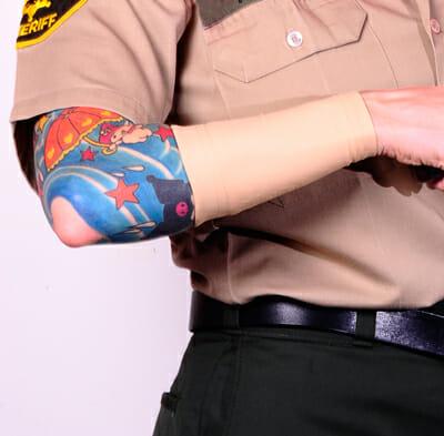 No Visible Tattoo Policy