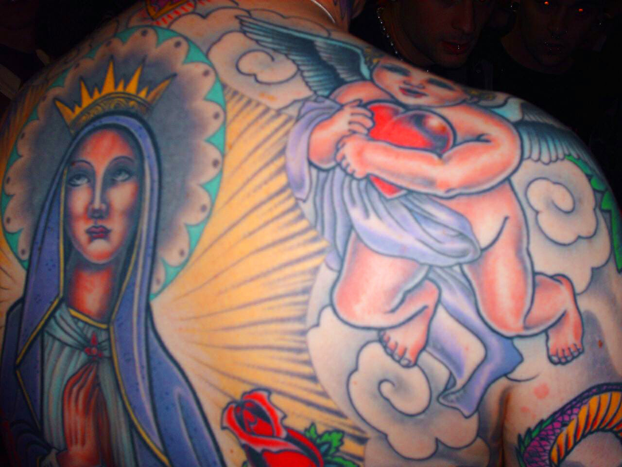 Tattoos and Christianity