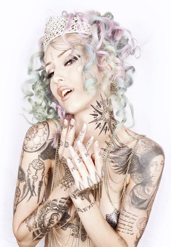 Shelly d'Inferno Alt Model Interview