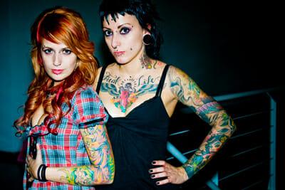 Get a Tattoo with a Friend