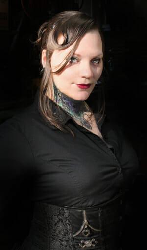 Jackie Rabbit Tattoo Artist Chico California