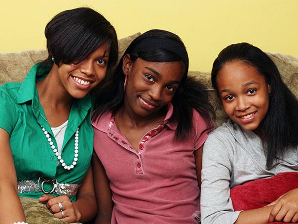 TEN Global 3 Young Black Women