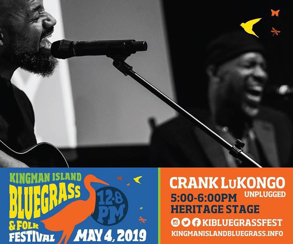 Bluegrass CrankLuKongo