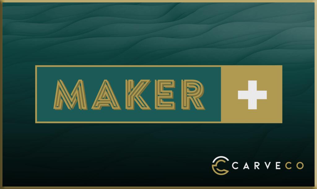 Carveco Maker Plus