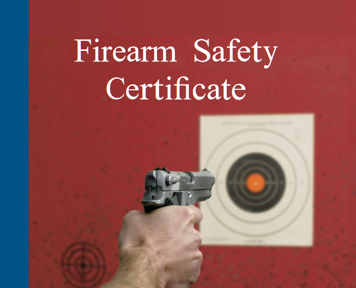 Firearm Safety Certificate Course