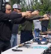 Firearms courses at G4 Firearms in Santa Rosa, CA.