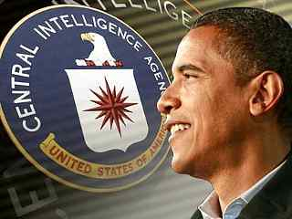 Obama cia