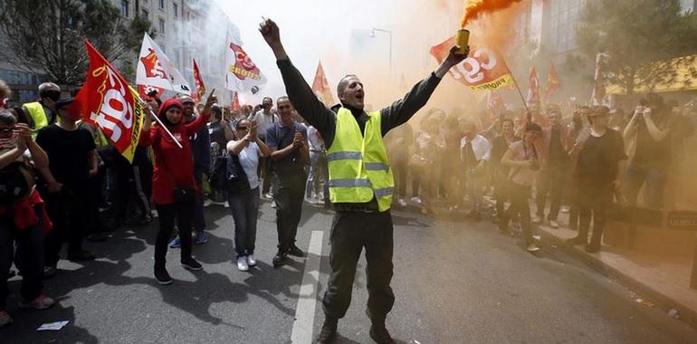 francia-huelga