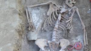 cadaver con sonajero GC Española