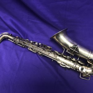 Supertone Bandmaster Alto Sax